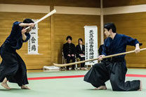 31th Asakusa Kobudo Taikai, April 2013: Rain, swords and whips
