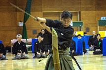 Toyama Ryu Iaido : Studying reality