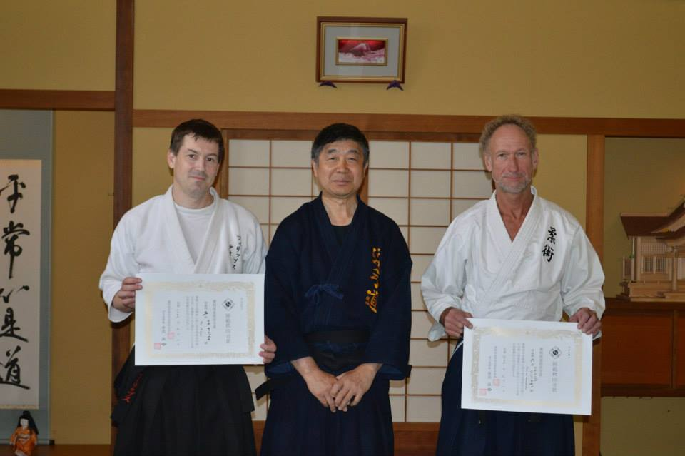 【Series of Budo Essay vol.13】 Dani system  as commonly adopted by Every Budo/Bujtsu