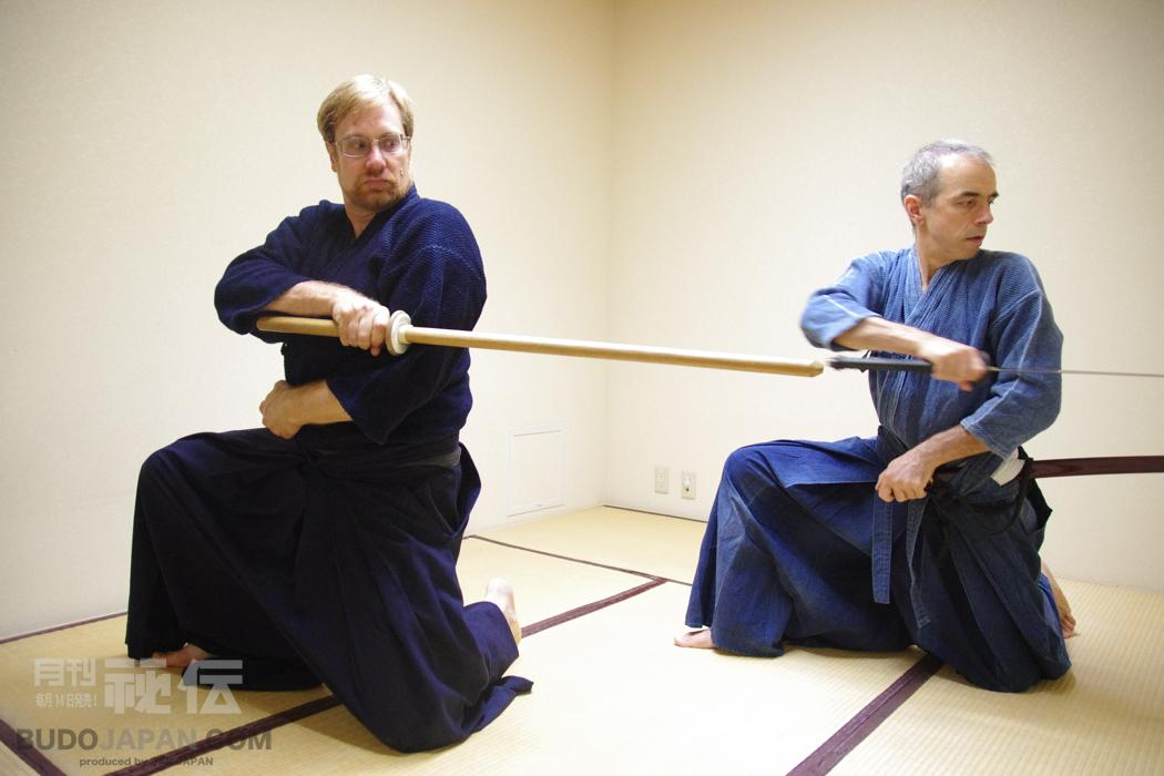 Shinto Hatakage-ryu: A small school from Kansai (and Michigan)