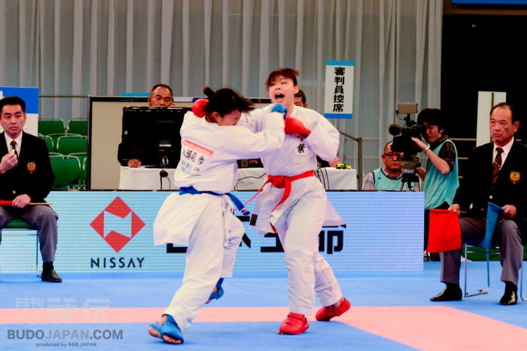 """The 46th Japan Cup Karatedo Championships: Yes, """"sport"""