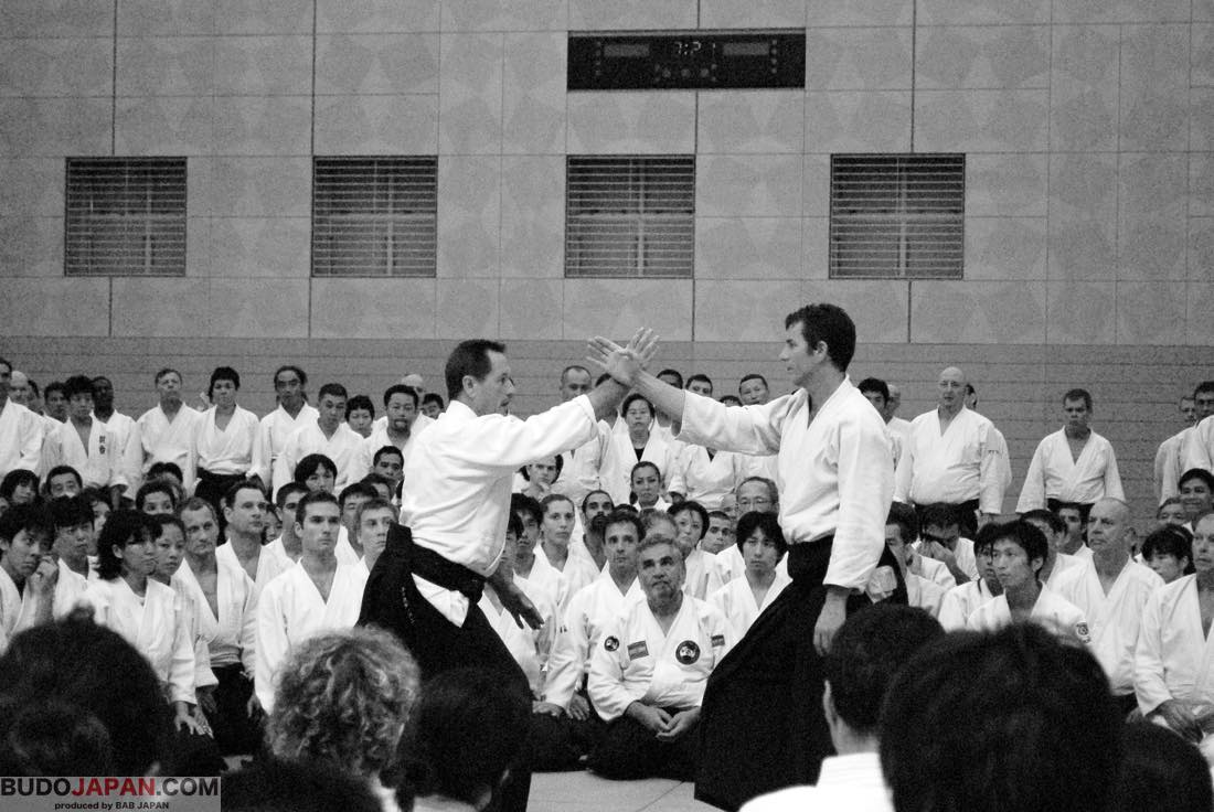 International Aikido Federation's 11th International Aikido Congress (Tokyo, 2012): Christian Tissier's class
