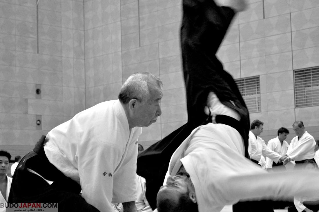 International Aikido Federation's 11th International Aikido Congress (Tokyo, 2012): Fukakusa Motohiro' class