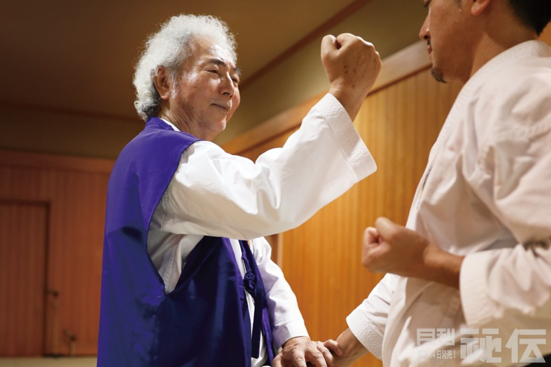 Meitatsu Yagi and Goju-ryu karate: Made in Okinawa