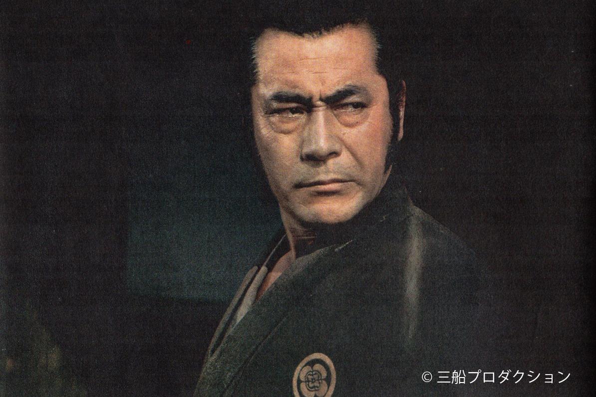 Kurosawa's samurai: Seven Samurai, Yojimbo and Sanjuro
