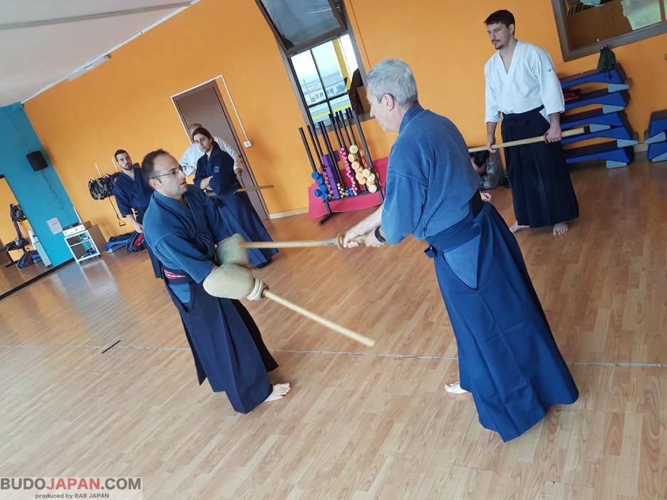 [Monthly column] Worldwide Koryu Dojo Report  Vol.2 Ono-ha Itto-ryu dojo from Ferrara, Italy