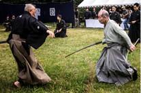 In the emperor's garden :Meiji-Jingu Kobudo Taikai 2013