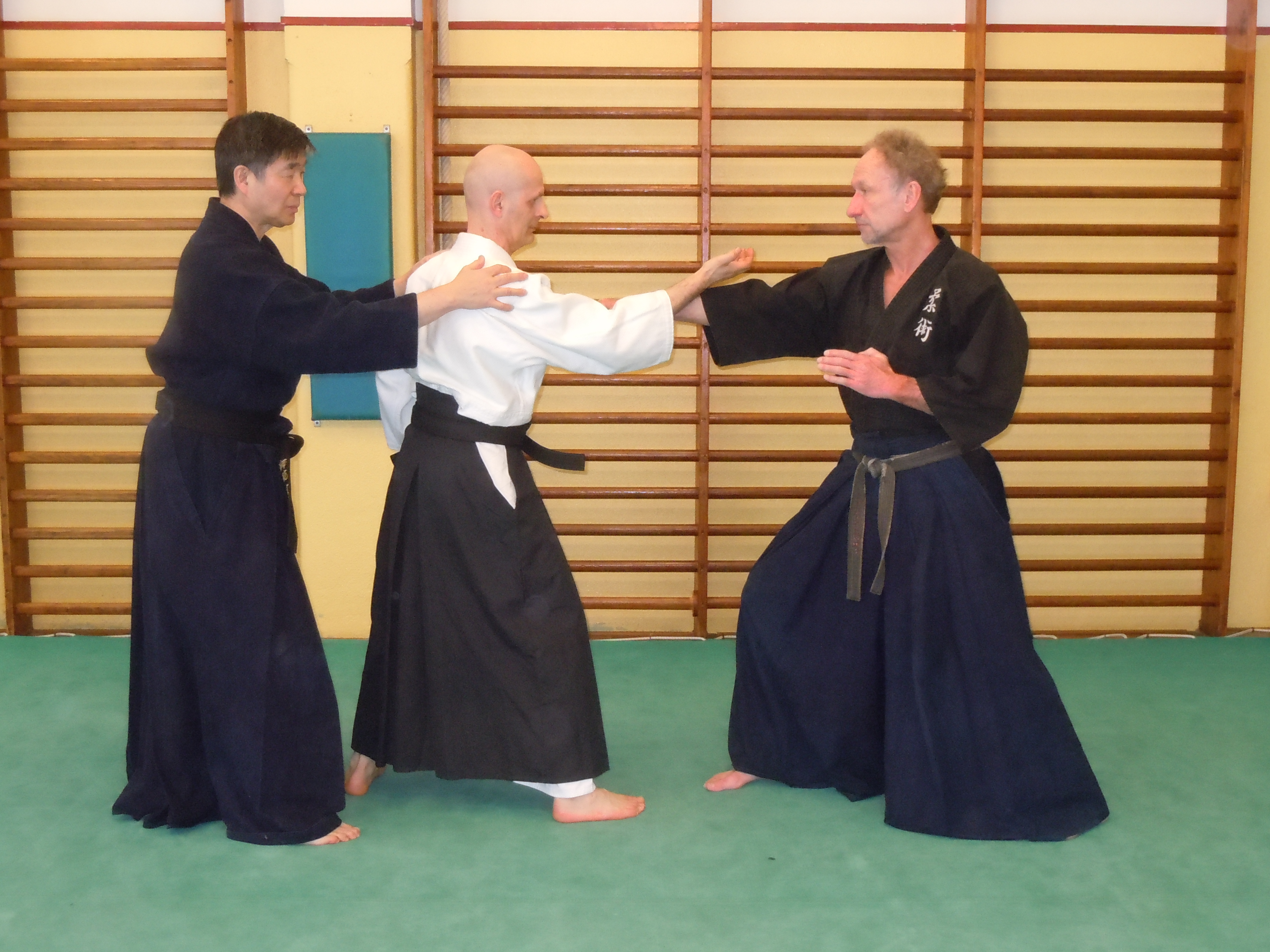 【Series of Budo Essay vol.1】The Best Way to Learn BUDO: Is It Still Best to Learn It from Japanese Masters?   [First Half]