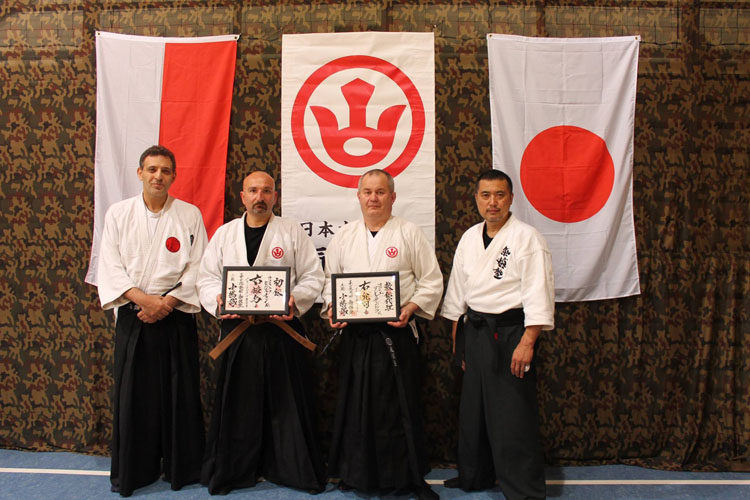 Budo Report from Europe   YAMABUSHI DOJO in Poland