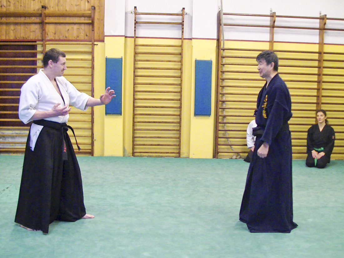 【Series of Budo Essay vol.8】Confidence and arrogance
