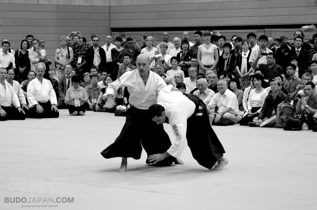 International Aikido Federation's 11th International Aikido Congress (Tokyo, 2012): International Aikido Demonstration