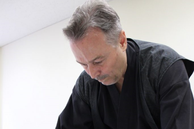 The hidden connections between Shodo and Budo by William Reed