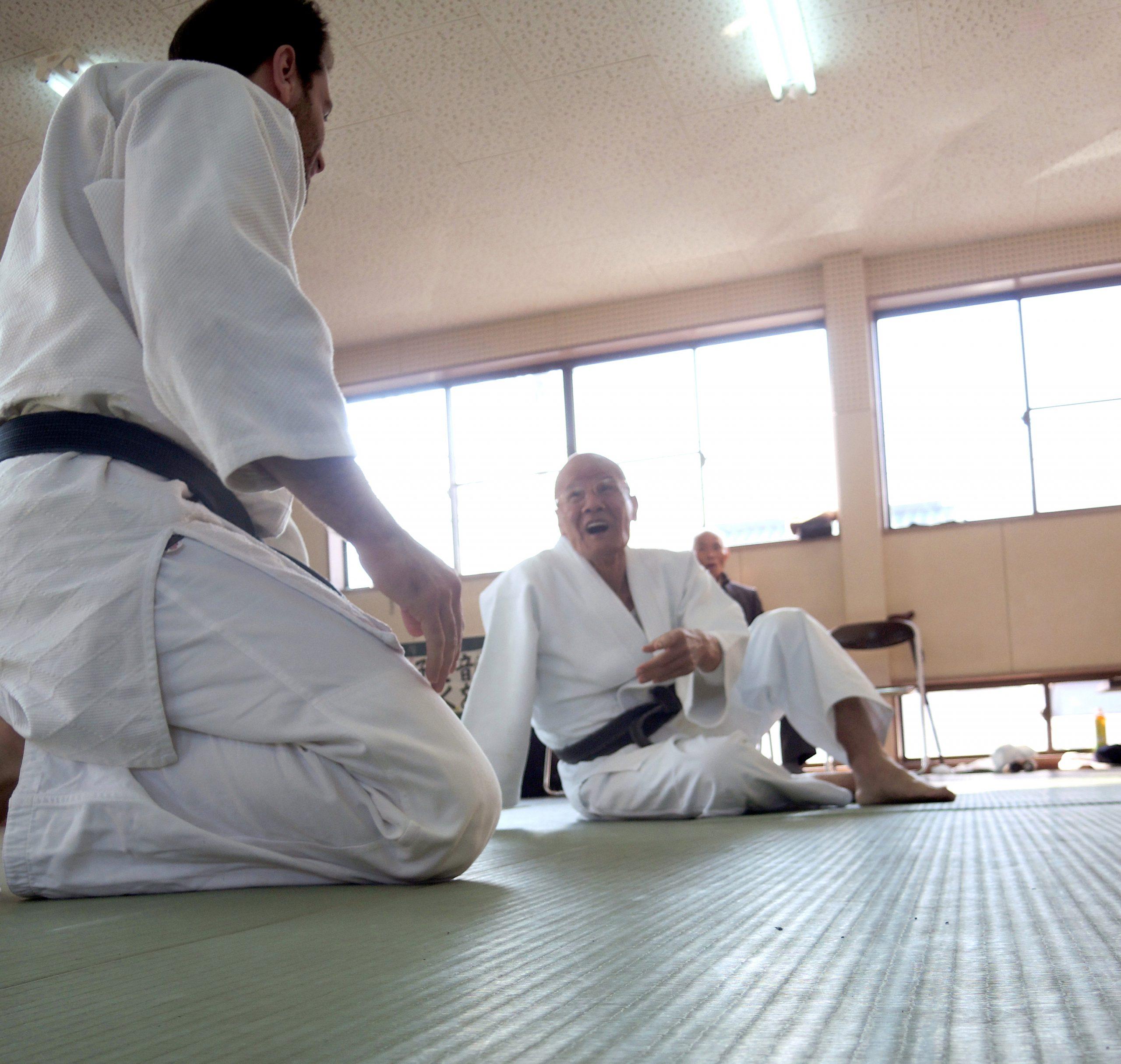 Remembering Chiba Tsugutaka Shihan [Daito-ryu of Shikoku #4]
