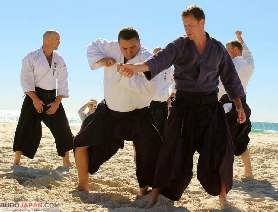 [Monthly column] Worldwide Koryu Dojo Report  Vol.9 Yagyu Shingan-ryu Heihojutsu in Australia