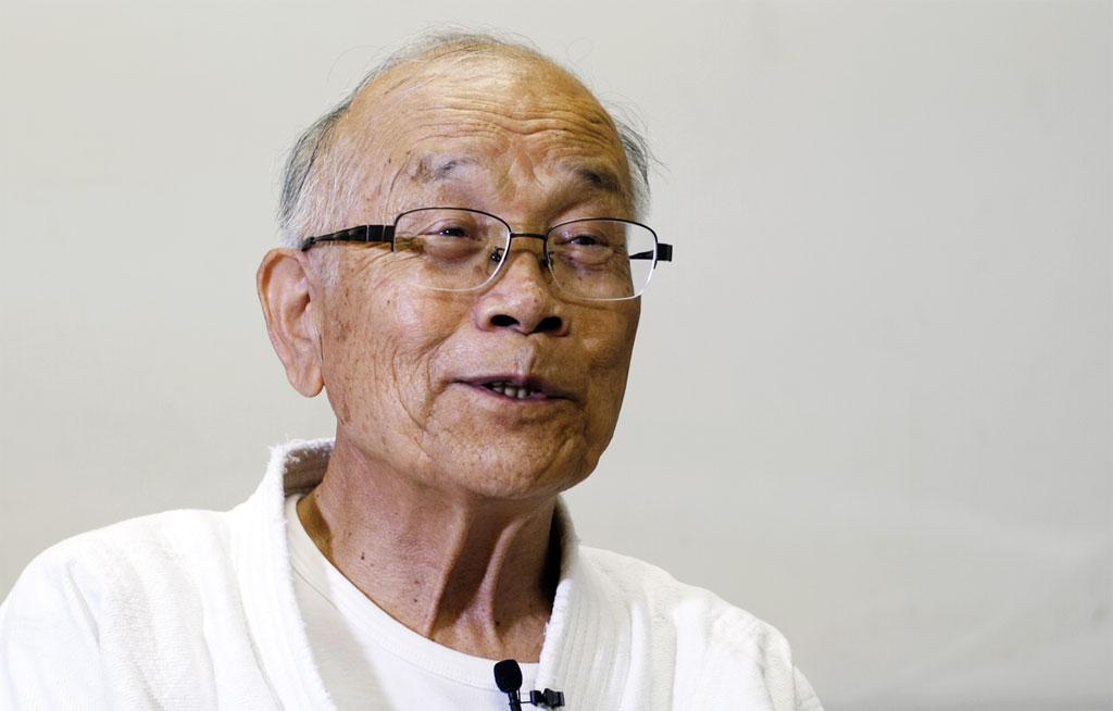 Kobayashi Kiyohiro: A Lifetime Search for Aiki