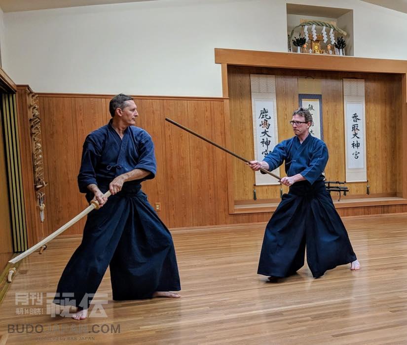 [Monthly column] Worldwide Koryu Dojo Report  Vol.10 Shinto Muso-ryu and Tenshinsho-den Katori Shinto-ryu in Seattle