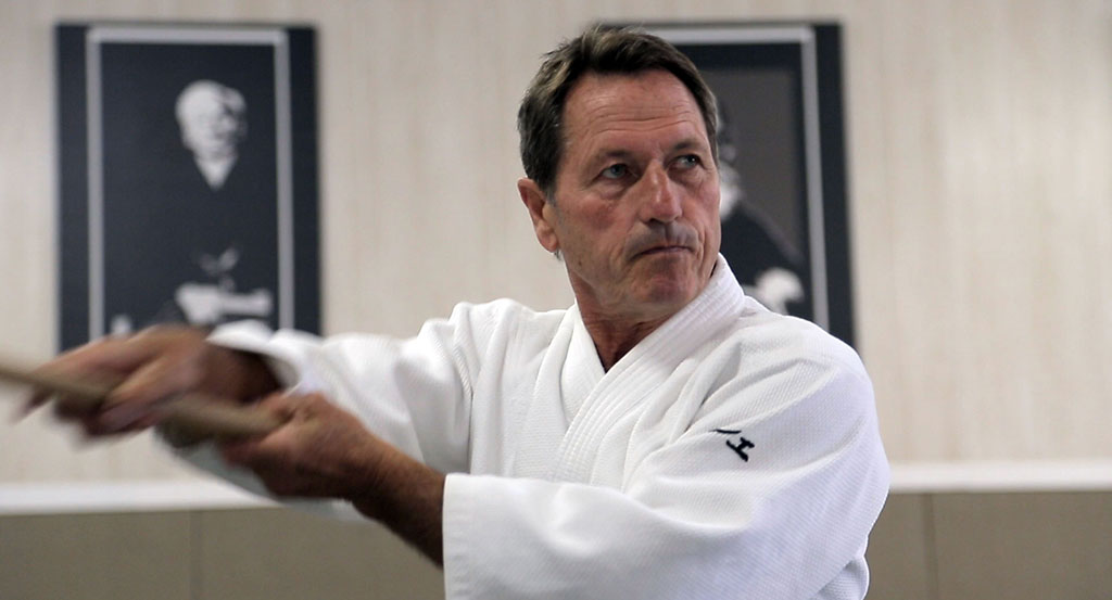 Christian Tissier's Aikido Journey: In the Footsteps of a Master